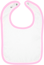 Community Christian School-Grafton School Infant Terry Snap Bib