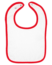 Bermudian Springs Elementary Eagles Infant Terry Snap Bib
