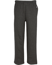 Dedham High School Marauders Open Bottom Sweat Pant with Pockets