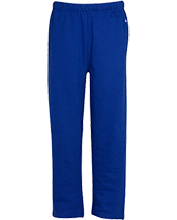 Panther Band Panther Band Open Bottom Sweat Pant with Pockets
