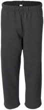 Bemis Intermediate Cats Open Bottom Sweat Pant with Pockets