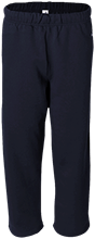 Team Granite Arch Rock Climbing Open Bottom Sweat Pant with Pockets