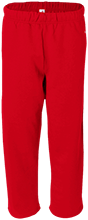 Neshannock Junior Senior High School Lancers Open Bottom Sweat Pant with Pockets
