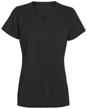 Leonhard Elementary School Leopards Ladies Wicking T-Shirt