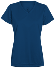 Academy of St. Elizabeth Panthers Ladies Wicking T-Shirt