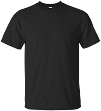 DESIGN YOURS Custom Adult Ultra Cotton T-Shirt