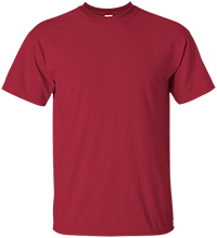 Eaton Rapids Middle School Greyhounds Custom Adult Ultra Cotton T-Shirt