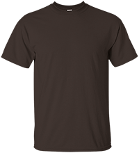 Brown Elementary School Bears Custom Adult Ultra Cotton T-Shirt