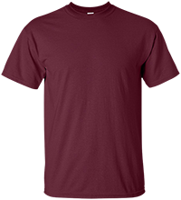 Belleville West HS Maroons Youth Custom Ultra Cotton T-Shirt