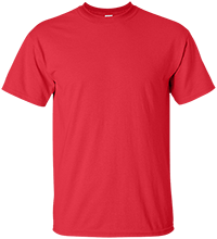 Design yours Football Custom Adult Ultra Cotton T-Shirt