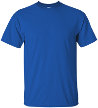 Oxford Middle School Chargers Custom Adult Ultra Cotton T-Shirt
