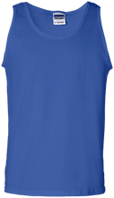 Oxford Middle School Chargers 100% Cotton Tank Top