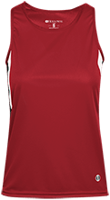 North Sunflower Athletics Track Singlet