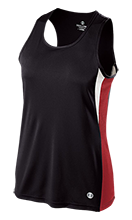 Medicine Valley High School Raiders Ladies' Training Singlet