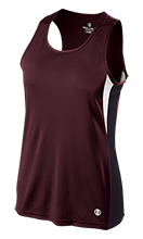 Horizon High School Hawks Ladies' Training Singlet