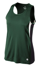 Lake Worth High School Bullfrogs Ladies' Training Singlet