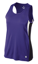 Burns High School Hilanders Ladies' Training Singlet