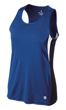 Main Road Elementary School Mustangs Ladies' Training Singlet