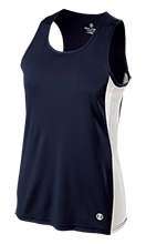 Martha Elementary School Mustangs Ladies' Training Singlet