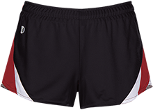 North Sunflower Athletics Ladies Polyester Athletic Short