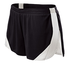 Academy Park Elementary School Ladies' Polyester Athletic Short