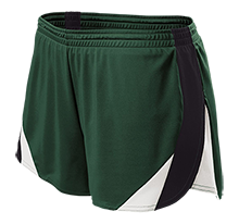 St. Patrick's School Shamrocks Ladies' Polyester Athletic Short