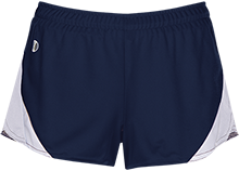 San Miguel Elementary School Pumas Ladies Polyester Athletic Short