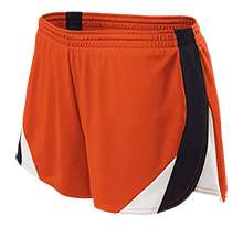 Rockland High School Tigers Ladies' Polyester Athletic Short