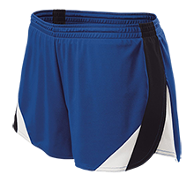 Wayne Elementary School Blue Devils Ladies Polyester Athletic Short