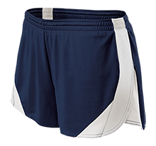 Our Lady Of Las Vegas School Angels Ladies' Polyester Athletic Short
