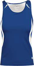 McCurdy School Bobcats Ladies Custom Fitted Singlet