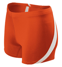 Chilhowie HS Warriors Ladies Fitted Stretch Short
