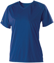 St. Francis Flyers Ladies Holloway Zoom Shirt