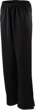 Lowes Island Elementary School Leopards Performance Fleece Track Pant