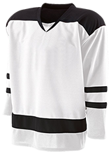 New Holland - Middletown School Mustangs Youth Hockey Player Jersey