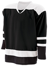 Topeka High School Trojans Hockey Goalie Jersey
