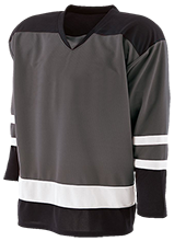 New Holland - Middletown School Mustangs Youth Hockey Goalie Jersey