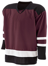 Johnson College Prep Pumas Youth Hockey Goalie Jersey