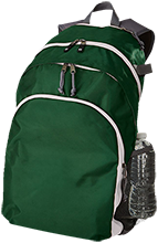 Mansfield High School Hornets Customized Laptop Backpack