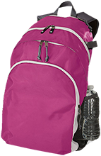 Barton Elementary Buffalo Customized Laptop Backpack