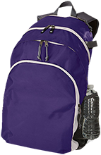 Brownsburg West Middle School Bulldogs Customized Laptop Backpack