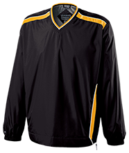 Cambridge City Golden Eagles Holloway Pullover Mesh Lined Windshirt