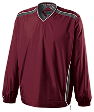 Bermudian Springs Middle Eagles Holloway Pullover Mesh Lined Windshirt