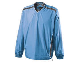 East Duplin High School Panthers Holloway Pullover Mesh Lined Windshirt