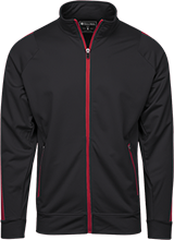 East Aurora High School Tomcats Holloway Colorblock Warm-Up Jacket