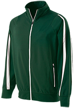 Mayfield High School Wildcats Holloway Colorblock Warm-Up Jacket