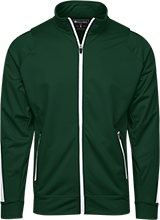 Haynor School Hawks Holloway Colorblock Warm-Up Jacket