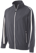 Spalding High School School Holloway Colorblock Warm-Up Jacket