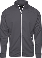 Hesser College School Holloway Colorblock Warm-Up Jacket