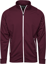 Pahrump Valley High School Trojans Holloway Colorblock Warm-Up Jacket